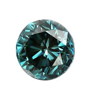 0.50 Carat blue Diamond - SI1
