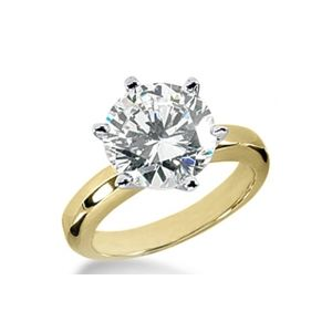 Diamant Ring mit 0.50 Karat