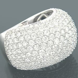 Diamantbague